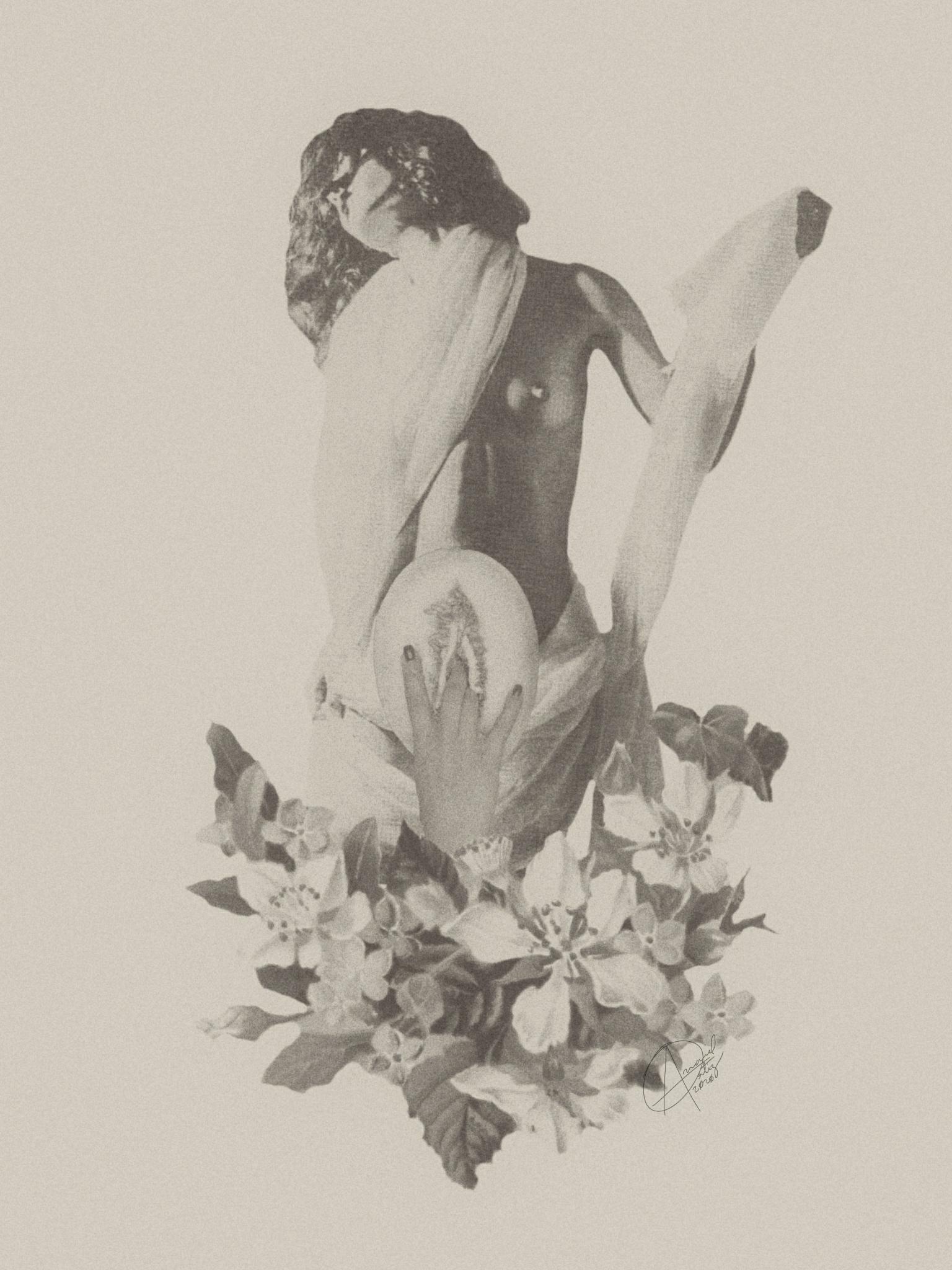 Collage por Anaid Ortiz desde Guanajuato, México
